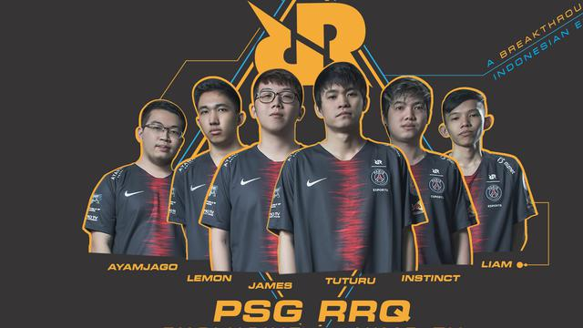 Hasil gambar untuk PSG RRQ