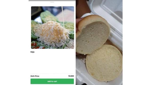 5 Makanan Order Online Ini Tak Sesuai Ekspektasi, Bikin Kecewa