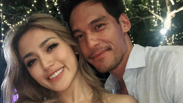 [Bintang] Jessica Iskandar dan Richard Kyle