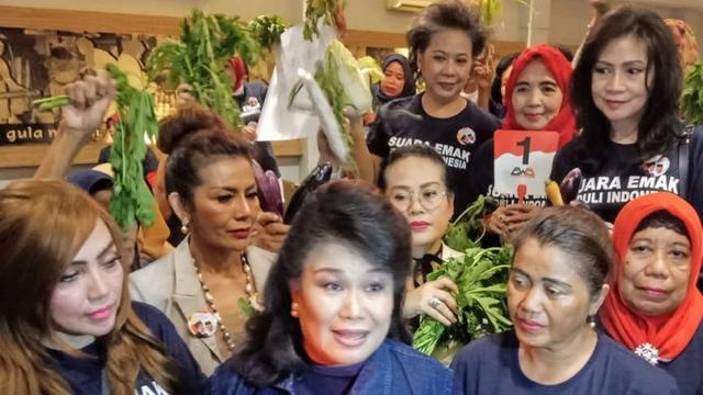 Dukung Jokowi