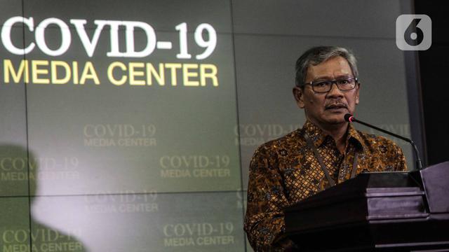Achmad Yurianto Sampaikan Pernyataan Resmi Pemerintah Terkait Corona