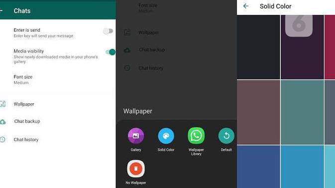 Ini Dia Cara Aktifkan Whatsapp Dark Mode – Whatsapp Mode Gelap