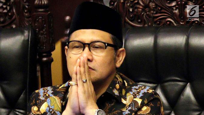 Ketua Umum PKB Muhaimin Iskandar (Cak Imin). (Liputan6.com/Johan Tallo)