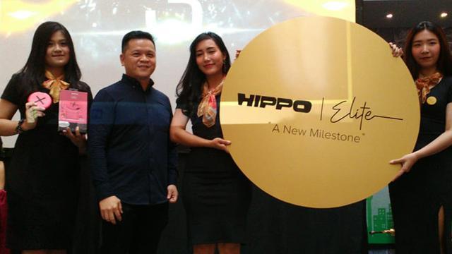 Peluncuran Hippo Elite Powerbank Prime 12000 mAh dan Elite Adapter Wireless Desktop Lev. Dok: Hippo