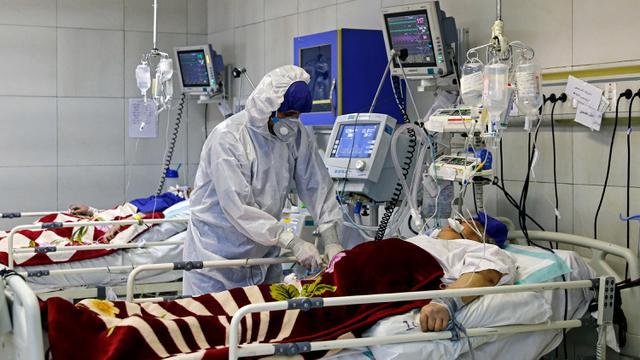 Intip Penanganan Pasien Virus Corona di Iran
