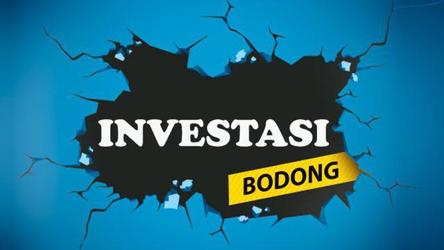Ilustrasi investasi Bodong