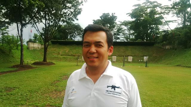 Direktur Utama PT Barata Indonesia  Silmy Karim (Fotografer: Ilyas Istianur P/Liputan6.com)