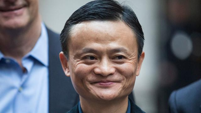 Jack Ma (Andrew Burton/Getty Images)