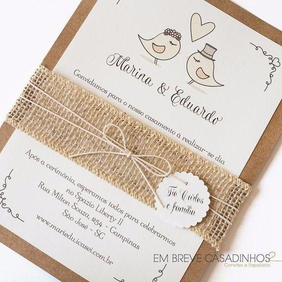convites de casamento 6