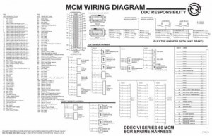 Ddec Vi Wiring Diagram   Free Download Wiring Diagram
