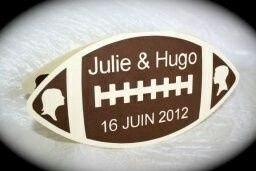 Mariage Rugby Chic Dcoration Forum
