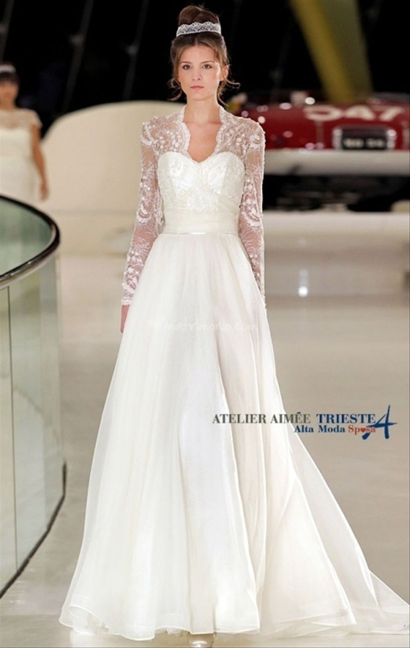 Tendenze Acconciature Sposa 2014