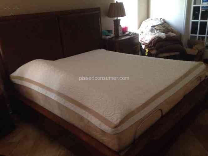 Mattress Firm Delivery Service Review 42749