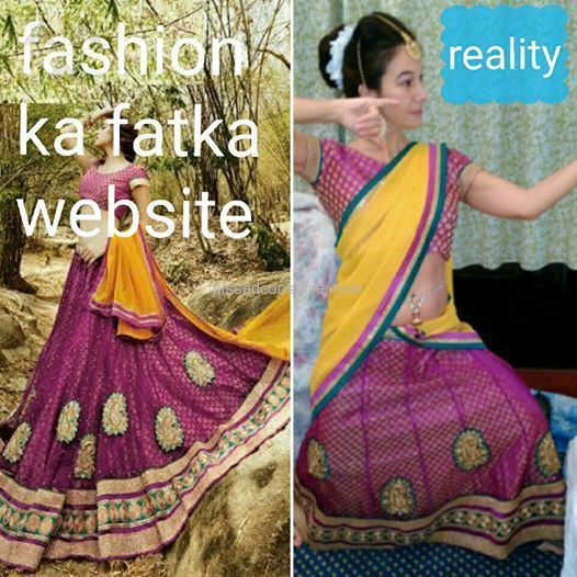 44 Fashion Ka Fatka Reviews and Complaints   Pissed Consumer Very bad experience with 16 costumes  Don t buy in Fashion Ka Fatka