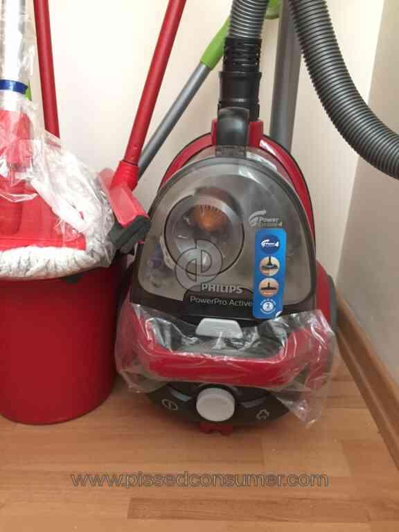Philips Vacuum Cleaner Disaster May 02 2018 Pissed Consumer