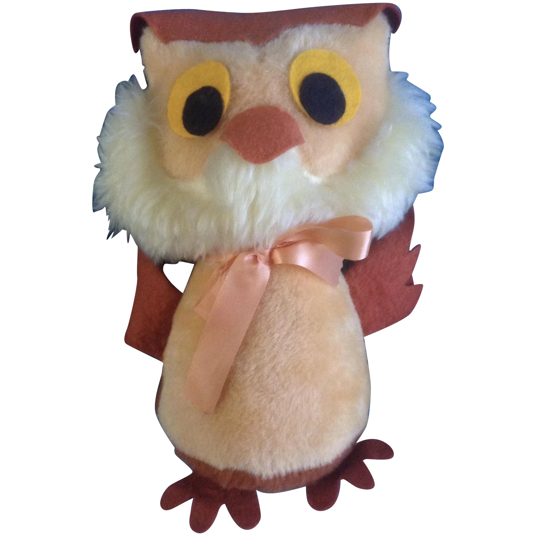 Vintage Witty Owl Disney Winnie The Pooh Stuffed Plush Animal Gumgumfuninthesun Ruby Lane