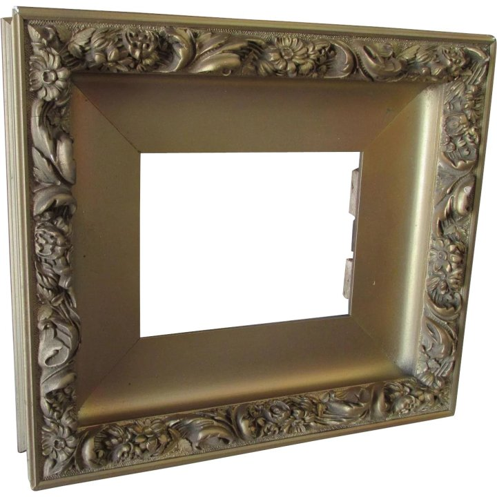Painting Antique Mirror Frame | Viewframes.org