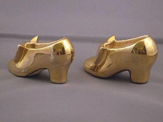 Miniature Pair Shoes