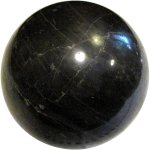 Large Black Marble Sphere 3 1 2 Diameter Fay Wray Antiques Ruby Lane