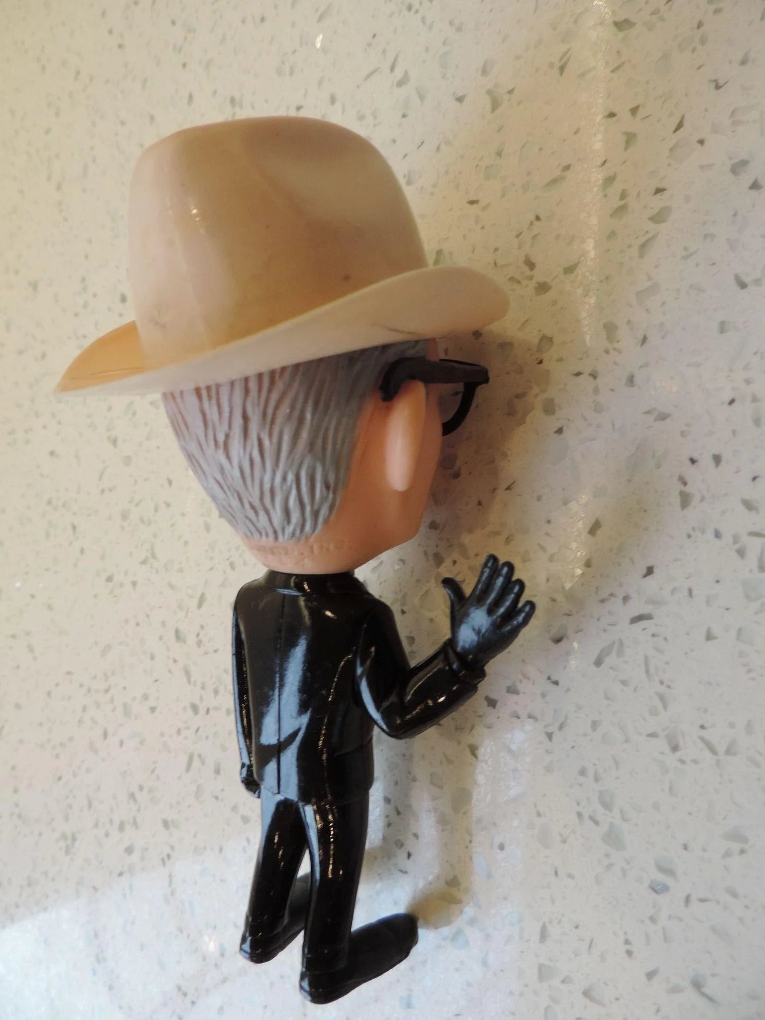 Barry Goldwater Plastic Campaign Doll Remco Aislinne