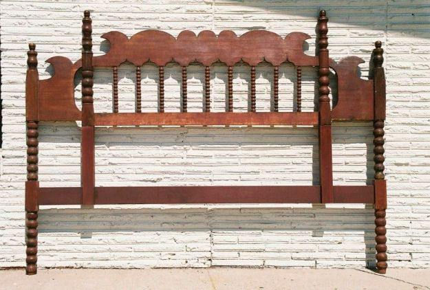 antique king size headboard – cityfast