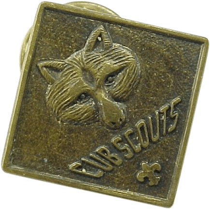 Vintage Cub Scout Placement Pin From Kingdavidstreasures On Ruby Lane