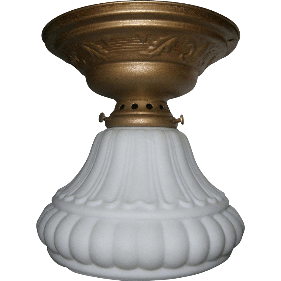 Flush Mount Light Fixtures