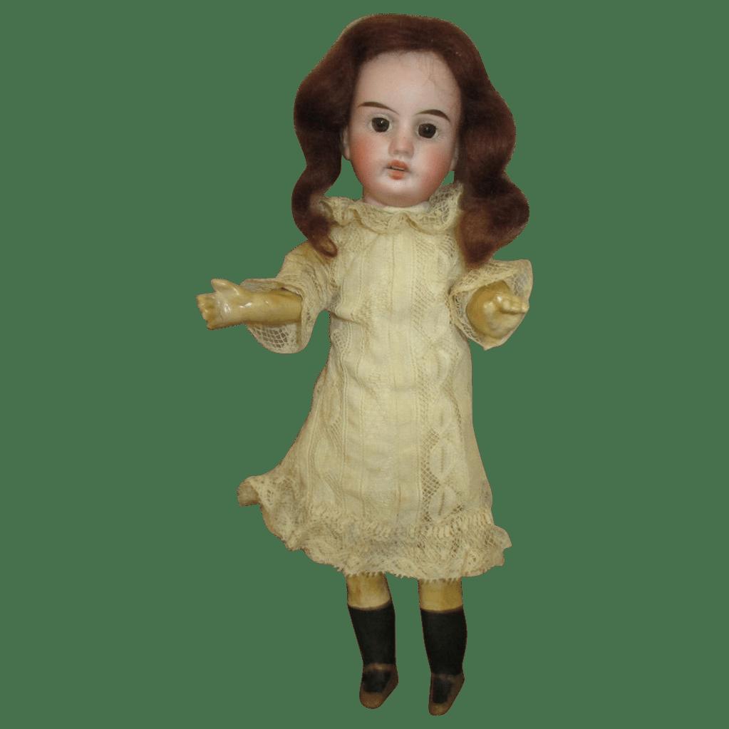 Doll Antique Shoes Vintage