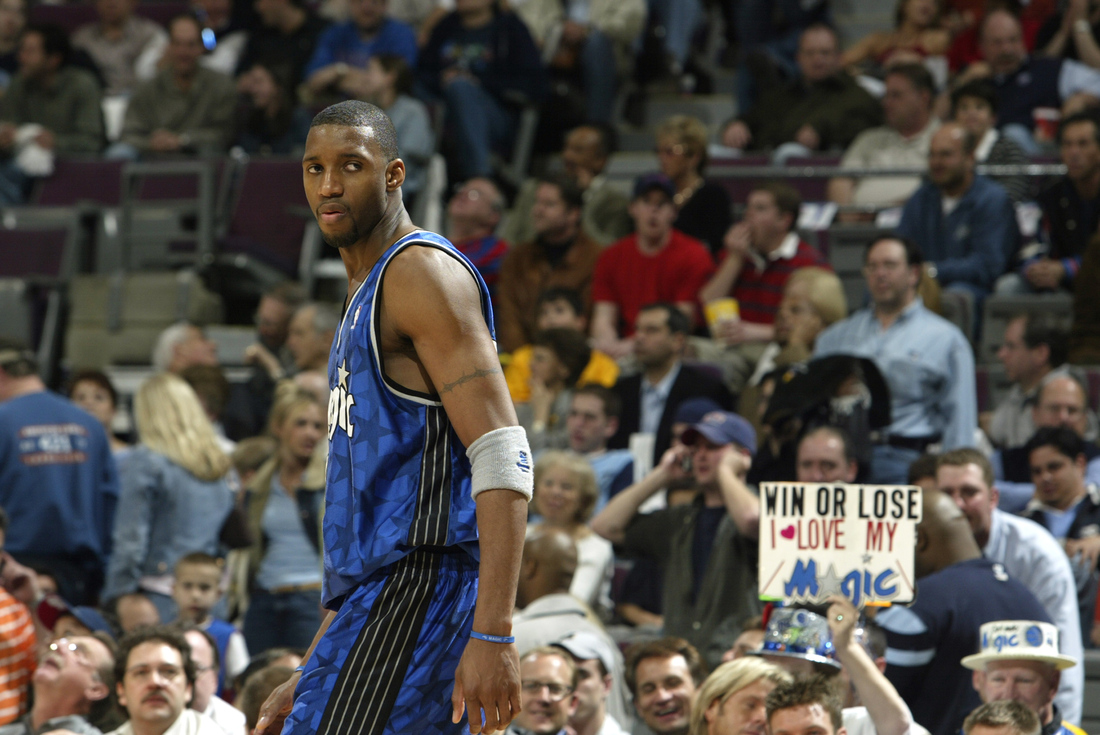 Image result for tracy mcgrady magic