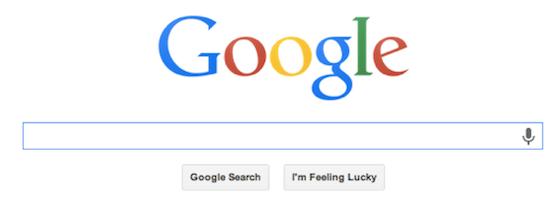 Nové Logo  Google