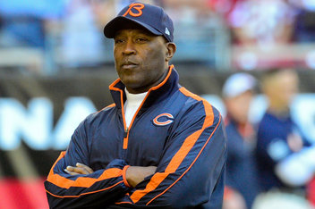 Lovie Smith, una delle vittime del Black Monday