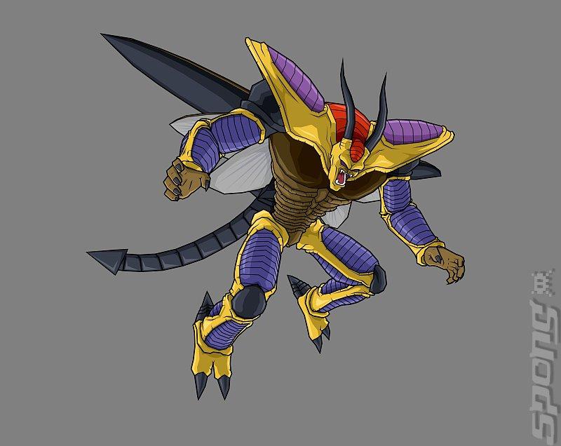 Artwork Images Dragon Ball Z Budokai Tenkaichi 3 Wii