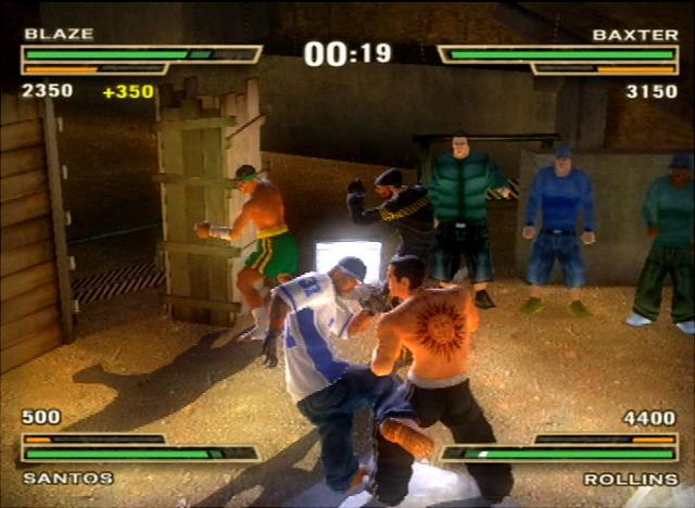 Screens Def Jam Fight For New York PS2 10 Of 42