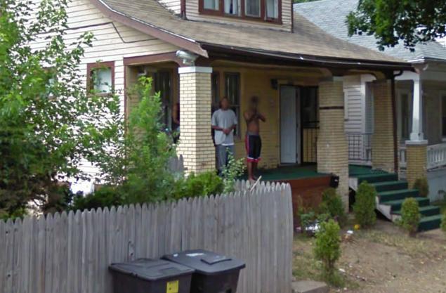 Street Gangs Google Maps View