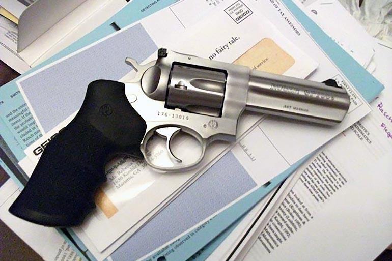 The Best Handguns For Home Defense