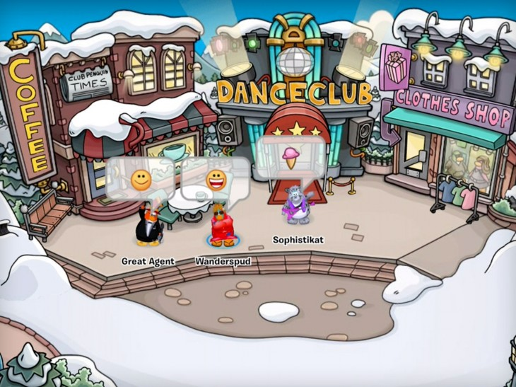 en clubpenguin 1.3 app screenwrappers 2 730x547 Disney brings its Club Penguin social network to the iPad, iOS and Android apps coming in 2014