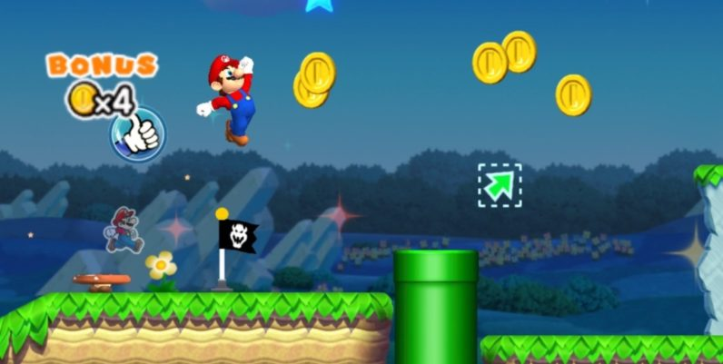 super mario run, nintendo, super mario