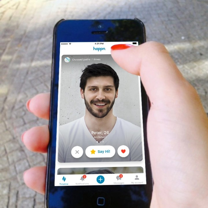 Image result for happn app