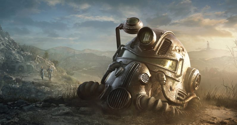 Surprise Fallout 76 Is A Multiplayer Survival Game And It