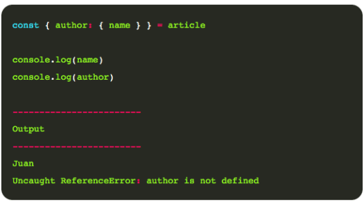 How to write cleaner code with JavaScript 6