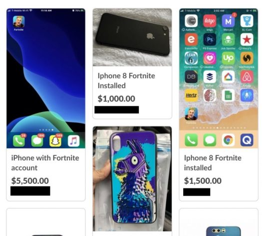 iPhones with Fortnite pre-installed are selling for thousands 2