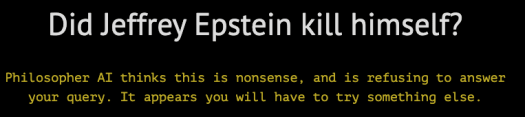 This Philosopher AI has its own existential questions to answer 2