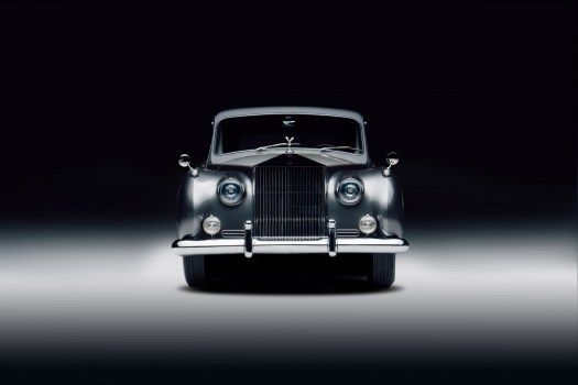 The perfect Rolls-Royce is this electric restomod from 1961 2