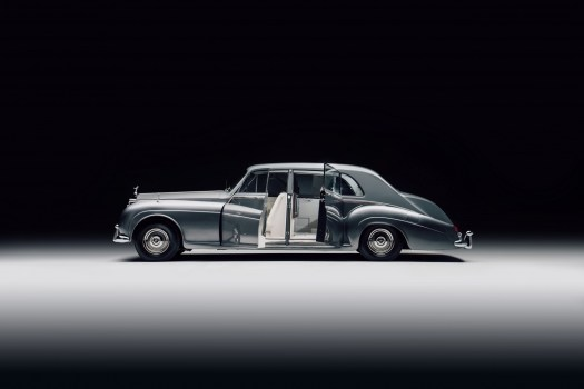 The perfect Rolls-Royce is this electric restomod from 1961 4