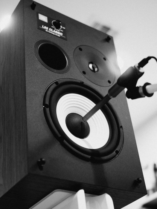 These retro speakers offer modern acoustics 4