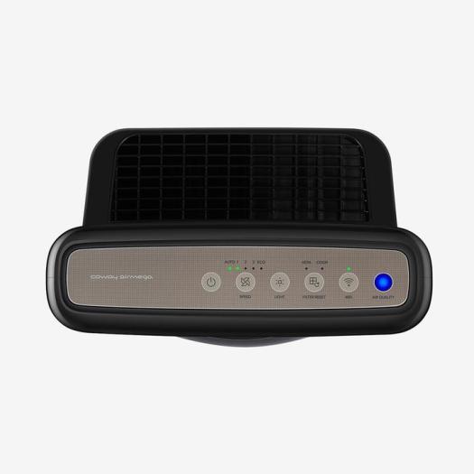 Coway's sleek Airmega air purifier helped kill odors in my home 3