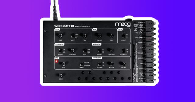 cool gifts moog werkstatt musicians analog synth