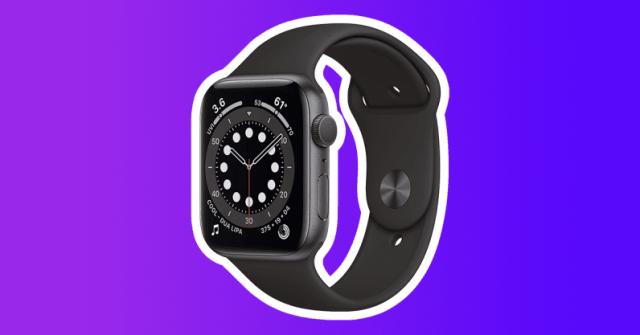 interesting gift apple watch series 6