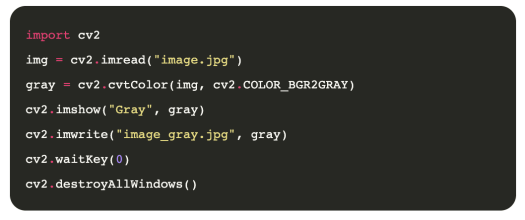 A foolproof guide to image manipulation in Python with OpenCV 9