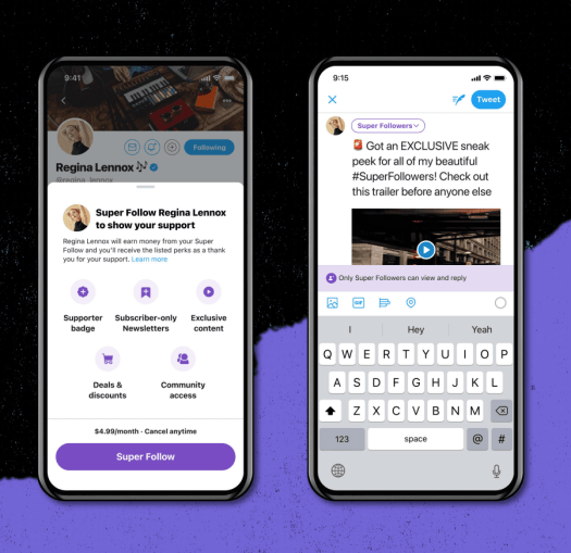Twitter's new 'Communities' and 'Super Follows' will make it more like Facebook and Patreon 2